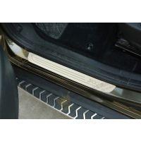 厂家直销原装正品东风标致3008不锈钢板迎宾踏板门槛条汽车装饰
