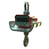 批发淄博万泰UP3000H普通单面直视耐高温吊秤3T/0.5kg,3000kg/500g