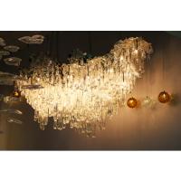厦门馨诺玻璃艺术灯饰2016上海摩登时尚展新品灯饰