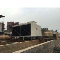 供应郑州 菱宇500吨方形横流式组合 冷却塔