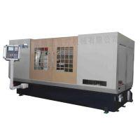 电机定子铁芯专用数控车床 精益研发 用于H355-H630定子铁芯外圆加工 沈阳精益