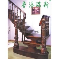复式 楼梯经销,木楼梯加盟代理[普洛瑞斯]-P041