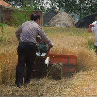 多行黑麦草收割机 胡麻药材割晒机 一边倒紫花苜蓿收割机 圣通
