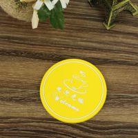 旭宏厂家直销软胶pvc杯垫 创意居家小用品隔热杯垫 可来图定制