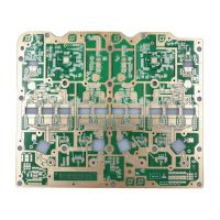 深联电路 深圳线路板厂|深圳PCB板厂|电路板厂专业生产双面多层线路板 通讯高频混压板可靠性高