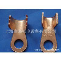 铜鼻子厂家供应  绝缘接线端子 冷压接线鼻子