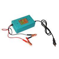 12V智能充电器/充12伏电瓶,快速修复智能充电机逆变器专用充电器