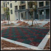 深圳福田房地产专用橡胶地板批发/柏克拼图各种厚度橡胶安全地胶出售