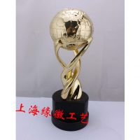 金属奖杯设计定制 上海缘徽厂更专业