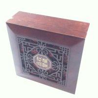 常平木盒厂家定做精雕首饰盒 镂空复古木质手串木盒