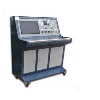 质检站专用煤气管静液压试验机