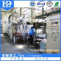 华荣达达克罗窑炉厂家提供渗碳网带炉网带渗碳炉