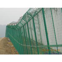 宁达生产的监狱护栏正发往吉林长春