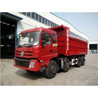国四东风特商潍柴270马力8X4(前四后八轮)6.2米自卸车 厂家报价