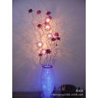 意大利现代简约时尚创意艺术铝线落地灯客厅灯具门厅灯饰