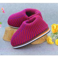 厂家直销保暖棉鞋毛线棉鞋淘宝商铺供货商