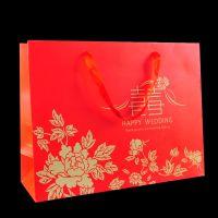 新款上市  创意礼品包装纸袋 个性喜庆婚庆用品 结婚喜糖盒批发