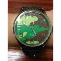 户外用指南针手表 军表 休闲运动款手表 学生手表 礼品表