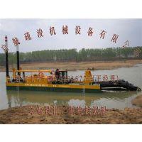 启航电动机械清淤船(在线咨询) 清淤船 青州脱水清淤船价格