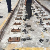 TD道钉锚固剂 铁道道钉锚固剂厂家 北京新益轨枕道钉锚固剂价格