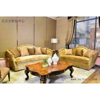 武汉百百合餐桌-实木床-实木沙发