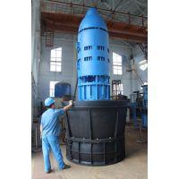 南京蓝深潜水混流泵350HQB-50 45KW潜水混流泵