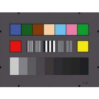 TE13菲林高清相纸,EBU通用测试卡(测试彩色和中性灰色再现)