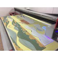 东莞数码印花加工厂|深圳皮革uv印刷加工|真皮UV喷绘3D效果图