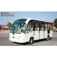 电动观光车-清逸14座封闭车(DN-14F-3)
