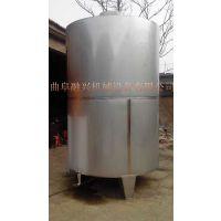 曲阜融兴不锈钢贮罐 不锈钢储存罐 不锈钢酿酒设备 运输罐 碳钢罐