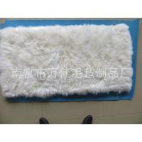 厂家直销高 中 低 羊皮床毯 羊毛毯子
