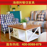 质量保证 欧式橡木桌子 英式西餐厅全实木餐桌 时尚餐桌椅定做