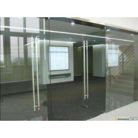 太原玻璃门安装 太原感应门 专业维修玻璃门地弹簧15234131793