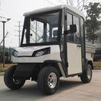 厂家直销新款电动货车电动驳车电动平台车0.3吨-德士隆