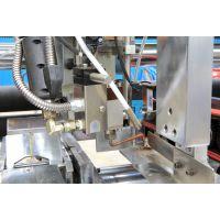 供应天进机械纸箱自动糊箱机 食品纸箱糊箱 纸包装机械