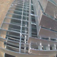 镀锌格栅盖板规格 不锈钢树池盖板 电厂钢格栅