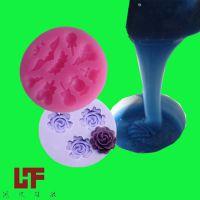 巧克力翻模硅胶 耐高温液体硅胶 鸿风牌模具硅胶