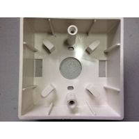 华伟FTTH光纤通用型暗盒 86型开关底盒 网络明装接线盒网络面板