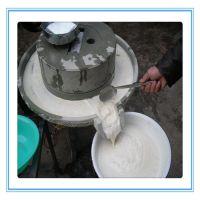 新款电动石磨豆浆机 振德牌早餐店用的豆浆石磨机价格