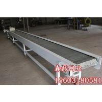 不锈钢输送设备厂家直销 板带输送机 食品加工流水线用不锈钢网带输送机