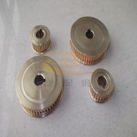 供应深圳捷保顺铜质S5M同步带轮,可提供图纸加工订做