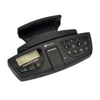 正品万鸿瑞方向盘车载蓝牙免提系统车载MP3耳机汽车免提电话数字