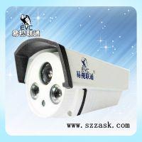 深圳监控摄像头生产厂家直销易视联通130万网络摄像头监控数字高清远程网络摄像头批发