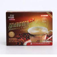批发 泰国原装进口丽瘦咖啡 高品质瘦身燃脂美颜减肥速溶咖啡