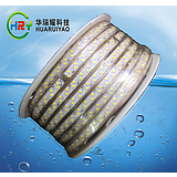 led5050高压灯带 220v 高压贴片60灯珠全防水软灯带 安装简单