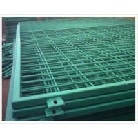 慕源厂家直销安徽合肥框架护栏网_高速公路护栏网_框架隔离栅