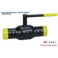 河北沧州卓科品牌阀门直销特卖 单向流动Q61F DN200手动全焊接钢制球阀