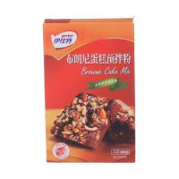 精致甜点,烤箱用,伊仕特布朗尼蛋糕预拌粉350克*20盒/箱