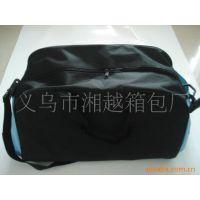 批发供应黑色牛津布行李箱包、手提旅行箱包、单肩黑色行李箱包