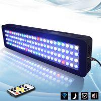 大功率LED水族灯 300W 智能水族灯 可设置程序自动调光的水族灯